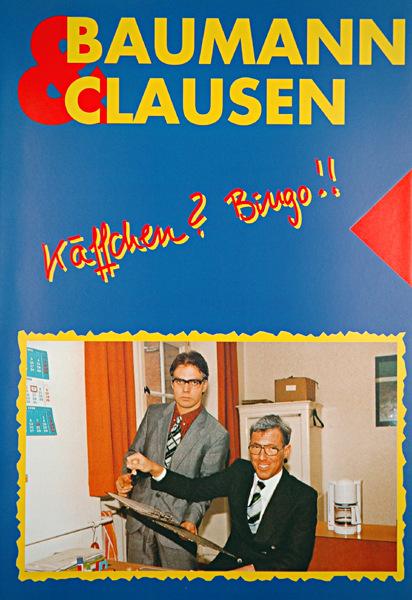 Veröffentlichungen – Baumann & Clausen (R.SH) – Galerie